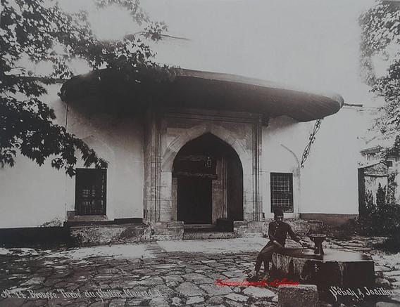 Turbe du Sultan Mourad II. Brousse 44. 1894