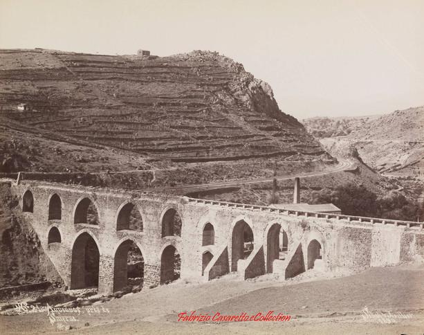 Aqueducs, pres de Smyrne 21. 1890s