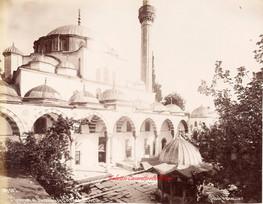Mosquee et Fontaine de Mehmed Pacha 107. 1890s