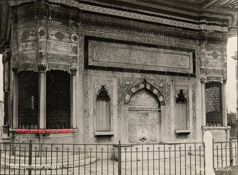 Fontaine Ahmed, 900. 1900s