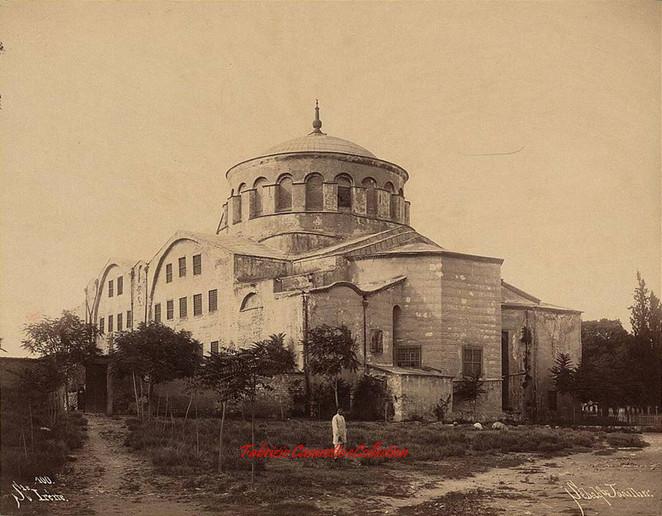 Ste Irene 100. 1890s