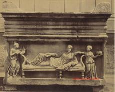 Sarcophage de Syrie, 76. 1900s