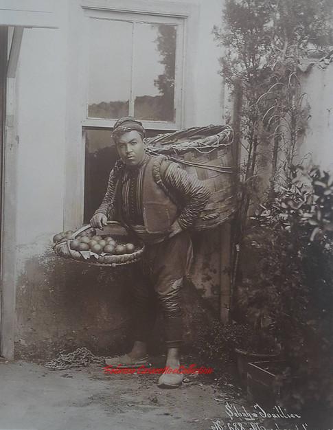 Marchand d'oranges 688. 1890s