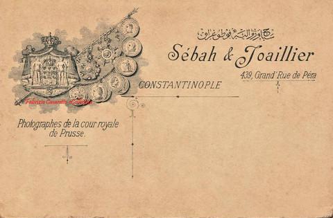 Sebah Joaillier carte 12