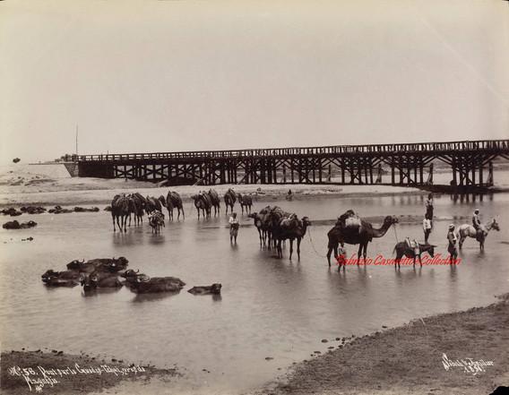 Pont sur le Codja Tchai pres de Magnesia 56. 1894