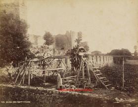 Murs des Sept Tours 725. 1880s