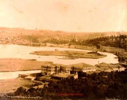 Vue panoramique de la Corne d'Or 197. 1880s