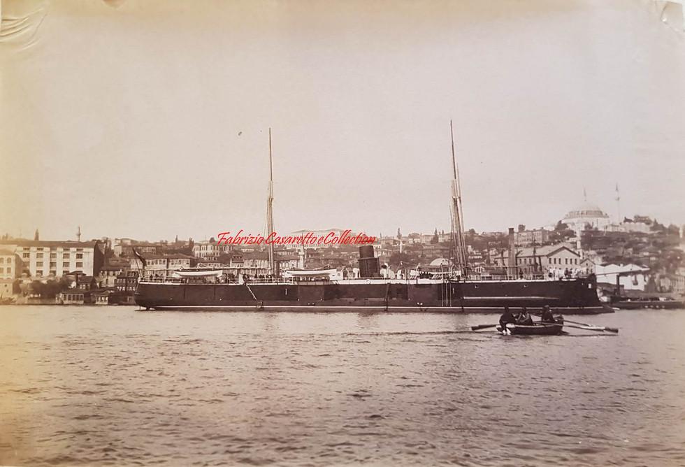 Stationnaire Avni-illah 1890s