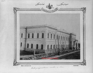 Sivas High School