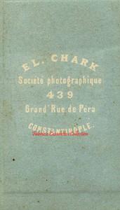 El Chark couverture en bleu