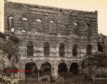 Le Palais de l'Hebdomone 93. 1885