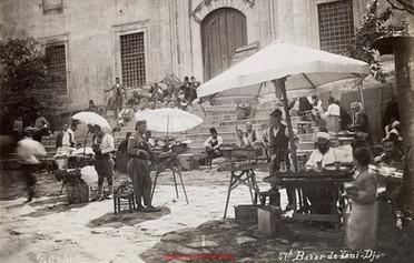 Bazar de Yeni Djami 57a. 1890s