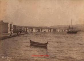 Vue du Kordon. Smyrne 16. 1890s