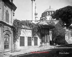 Sebil et mosquee Laleli 819. 1890s