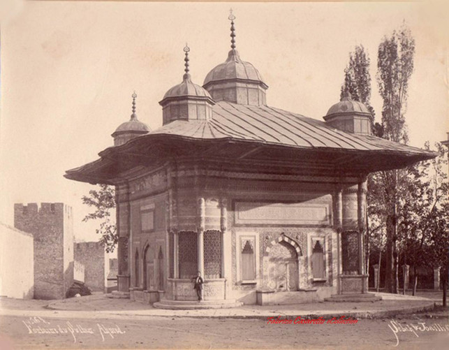 Fontaine Ahmed 164. 1890s