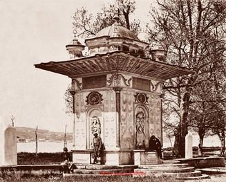 La Fontaine des Eaux douces d'Asie 165. 1890