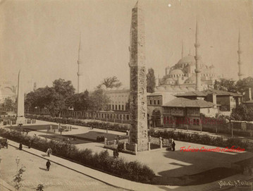 Mosquee Ahmed et l'Hippodrome 999. 1900s