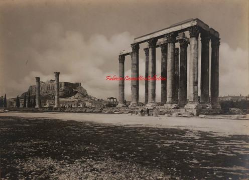 Athenes 1. 1890s