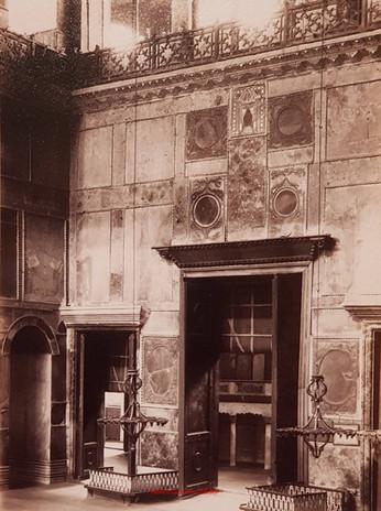 Ste Sophie la porte imperiale a l'interieur. 1890s