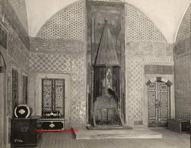 Interieur du Palais Topkapi 3740. 1890s