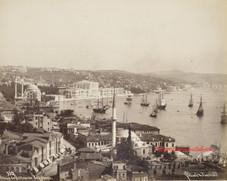 Palais du Sultan au Bosphore 339. 1890s