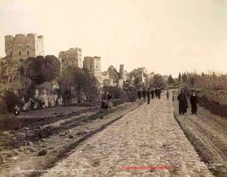 Les murs de Constantinople et les Sept Tours 471. 1889