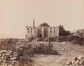 Vue de la grande Mosquee. Ephese 83.1890
