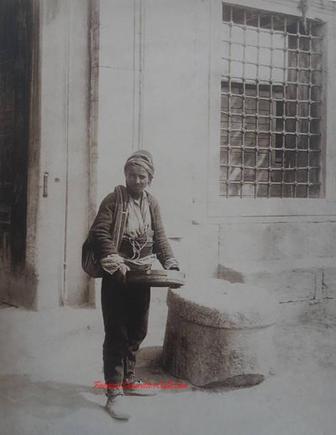 Marchand de mais. 1890s