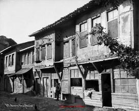 Quartier turc a Stamboul 714. 1900s