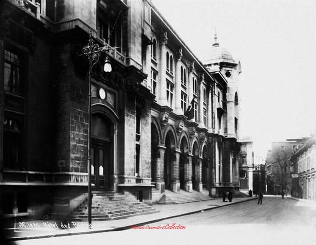 Hotel des Postes 1085. 1900s
