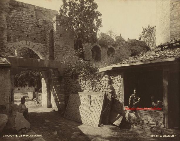 Porte de Mevlevihane 720. 1890s