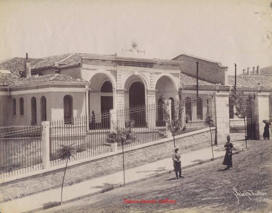 Stamboul Vilayet. 1900s