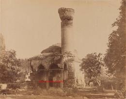 Ruines d'une Mosquee. Ephese 91. 1890