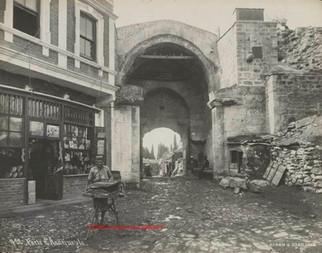 Porte d'Andrinople 722. 1890s