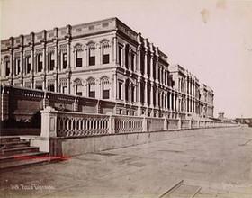 Palais Tcheragan 349. 1890s