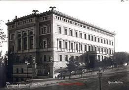 Ambassade d'Allemagne a Taxim (Pera) 199. 1900s