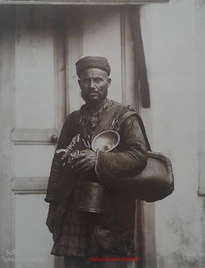 Porteur d'eau de sebil 402. 1890
