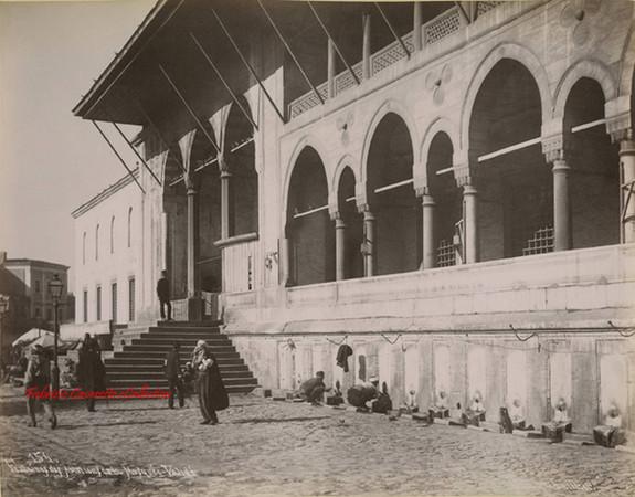 Fontaines des Ablutions de la Mosque Valide 154. 1890s