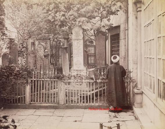 Turbe du Sultan Moustafa III 144. 1890s