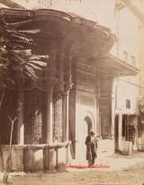 Sebil Hassan Pacha a Stamboul 172. 1880s