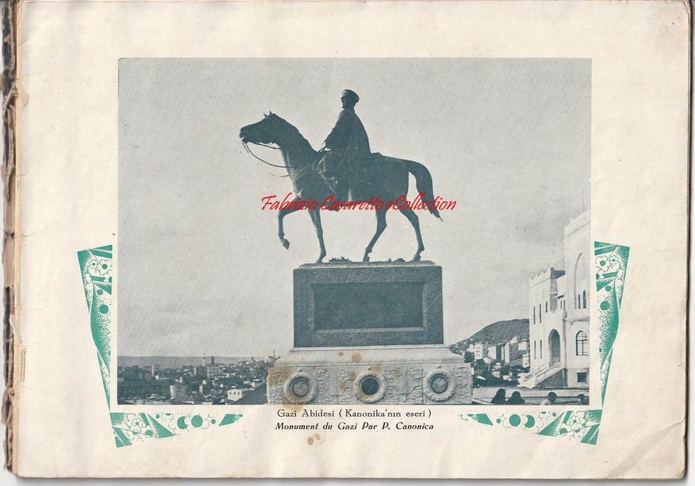 3 - Monument du Gazi par P.Canonica