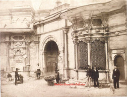 Sebil mosquee Nouri Osmanie. 1890s