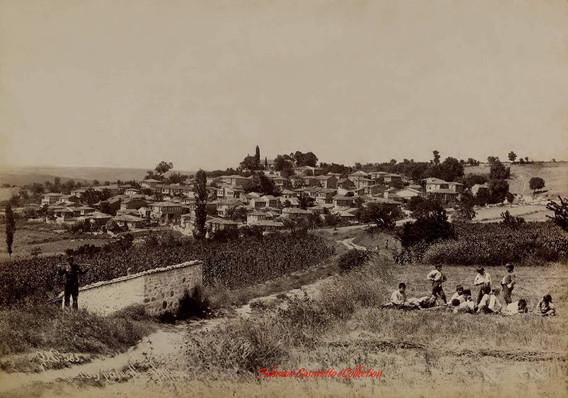 Kalfa Keuy pres de San Stefano (Tchataldja) 583. 1890s