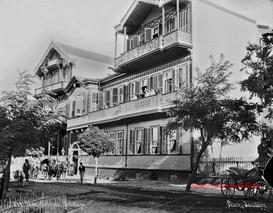 Hotel Calypso. Prinkipo 810. 1890s