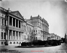 Palais Imperial de Dolma Bagtche 342. 1900s