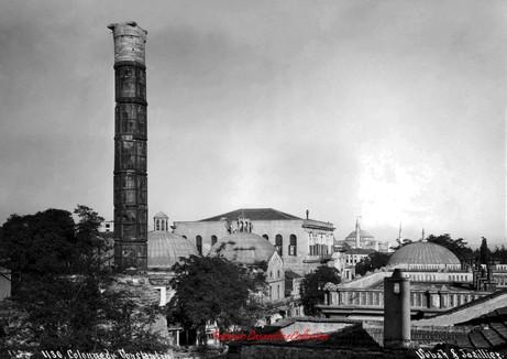 Colonne de Constantin 1130. 1900s