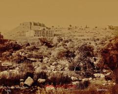 Ruine du Temple de Diane. Ephese 81. 1890s