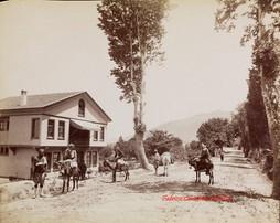 Brousse. Route de Guemlik 125. 1890s