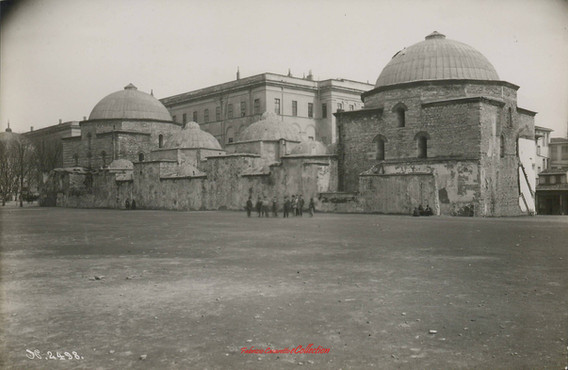 Le Hammam de la Sultane Roxelane (Hurrem) 2498. 1900s