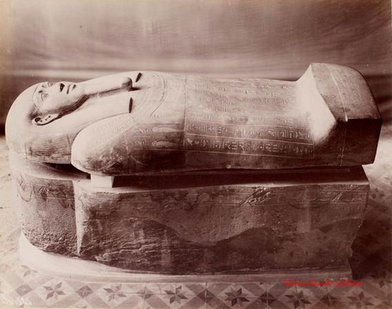 Tabbenih, Roi de Sidon, 6e siecle AV JC 325. 1900s